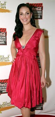 Katherine Heigl Wardrobe Malfunction Video - ShoWest Awards