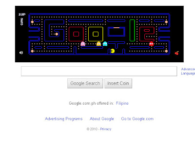 Pac-Man 30th Anniversary | Google Pac-Man