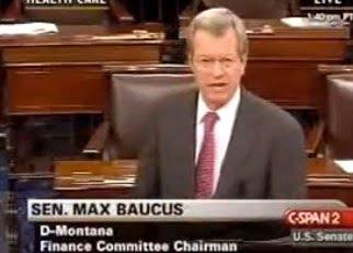 Max Baucus drunk