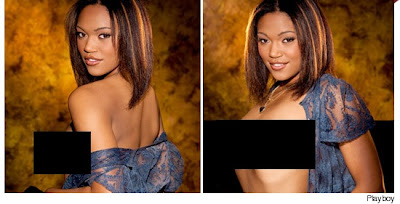 Montana Fishburne Playboy pictures