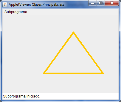 how to draw a polygon in java applet