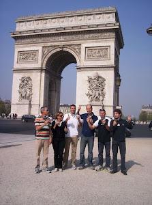 Els Fondistes a l'estranger. 2007