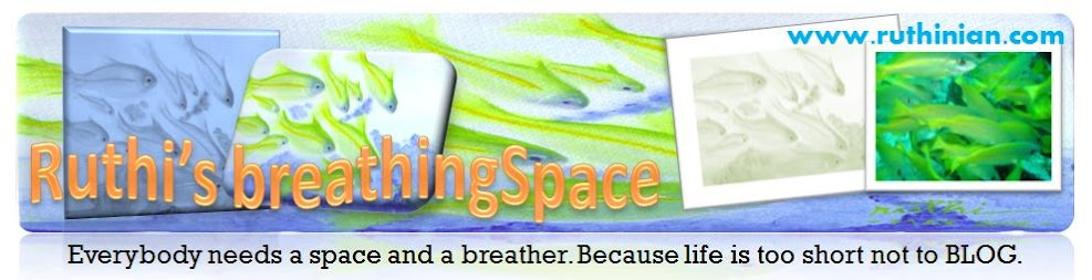 Ruthi's breathingSpace