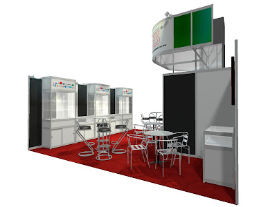 GTS Exhibition Stand Booth Design