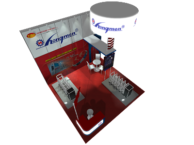 Trade Show Exhibit Booth Design
