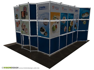 Exhibition System Display 101002
