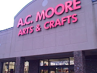 Asheville north carolina asheville 39 s river ridge marketplace for Ac moore and crafts