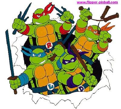 Poder friki todo el mundo adora d d y a las tortugas ninjas - Tortue ninja couleur ...