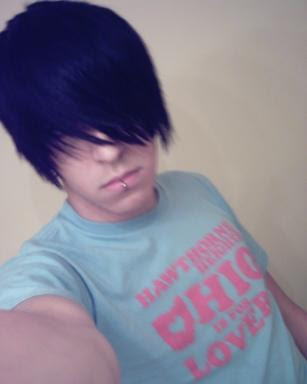 Check out the emo style