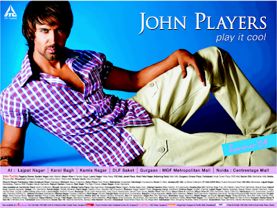 Hrithik Roshan: John Players Summer Collection 2009