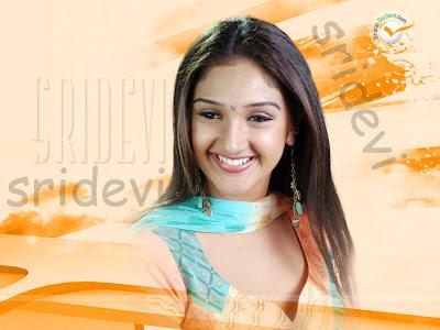 sridevi. South Indian actress Sridevi