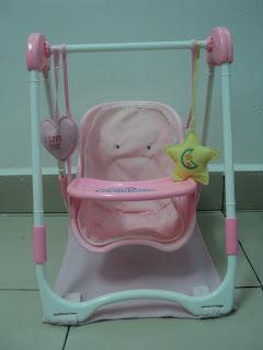 Nurul Azham's Shoppe: Baby Doll Swing