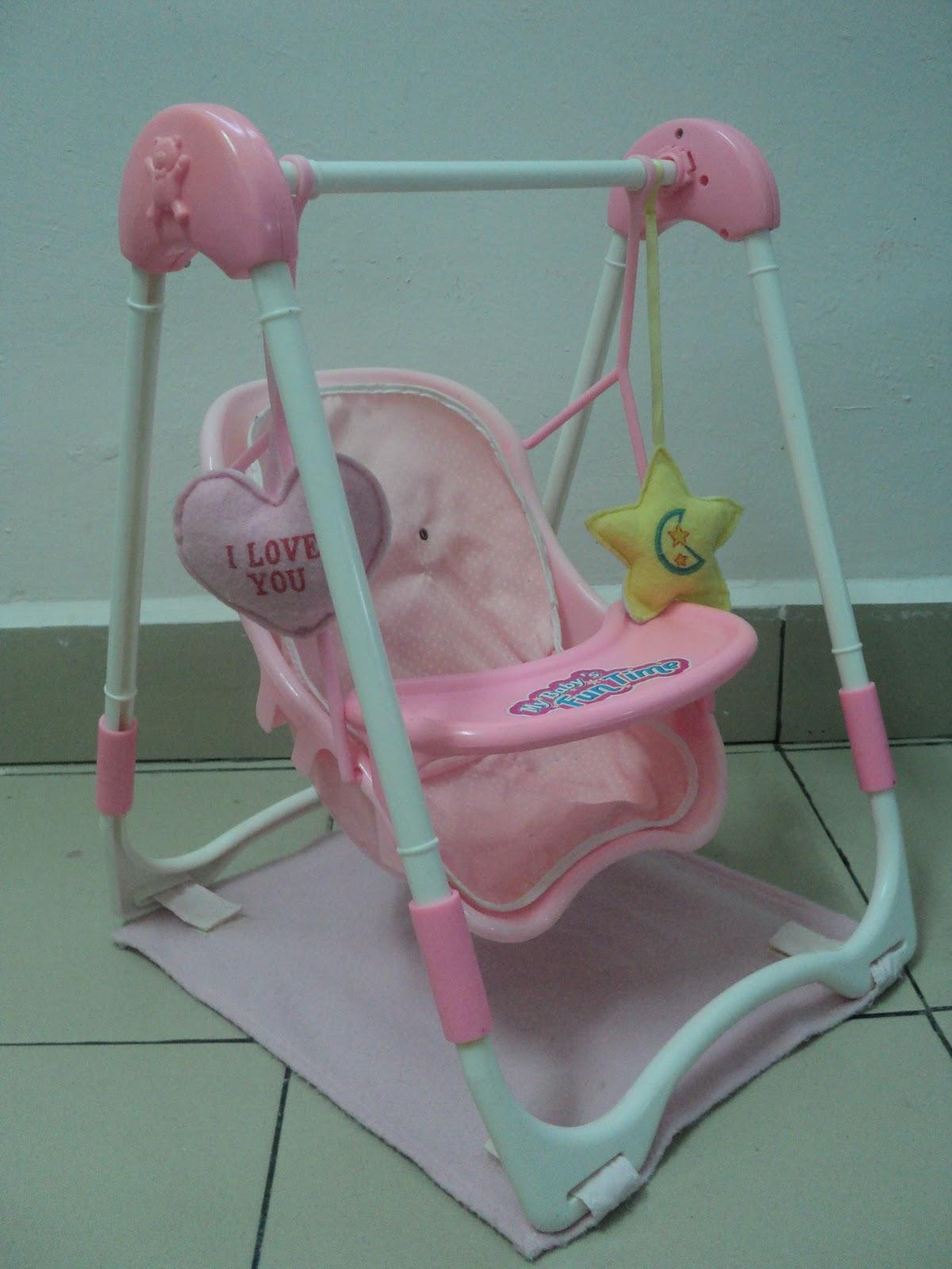 Nurul Azham S Shoppe Baby Doll Swing
