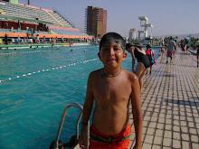 piscina olimpica en arica