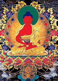 D07 seguidores Amitabha Buddha amplia amor budista texto finamente plata 990