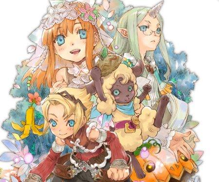formalmente Rune Factory 3: A Fantasy Harvest Moon para América