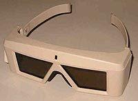 3D Shutterglasses - CrystalEyes 3D