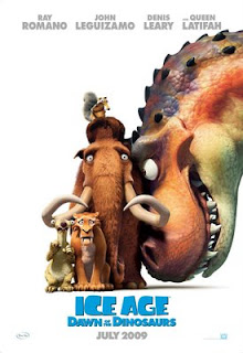 Ice Age: Dawn of the Dinosaurs 3-D