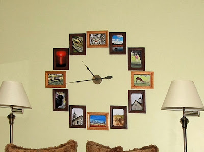 The Clicks Of My Shutter: Clock