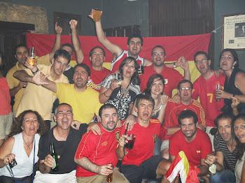 ¡¡¡CAMPEONES DEL MUNDO DE FUTBOL!!!