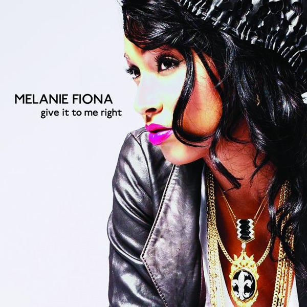 melanie fiona, give it to me right copertina, cover
