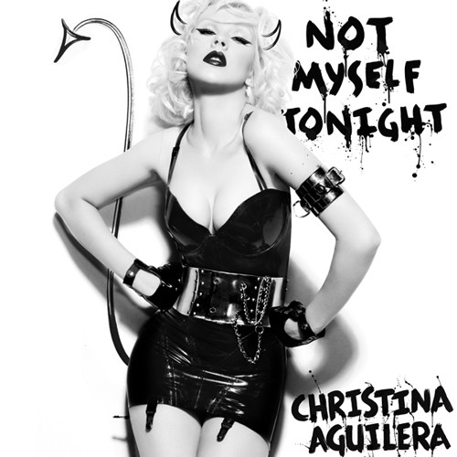 christina guilera, not myself tonight, cover