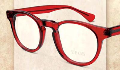 epos, occhiali, arisa