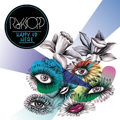 royksopp, happy up here, cover