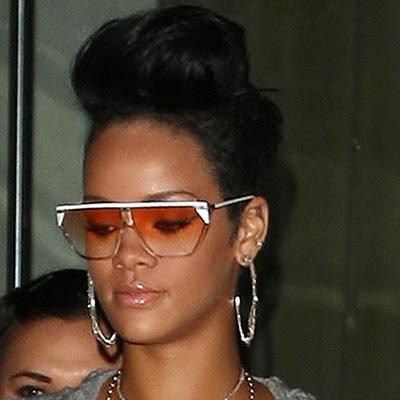 rihanna, sunglasses