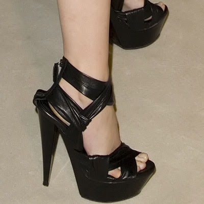 emma watson, high heels