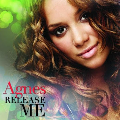 agnes, release me, single cover, us