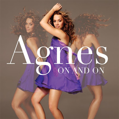 agnes, on & on, cover