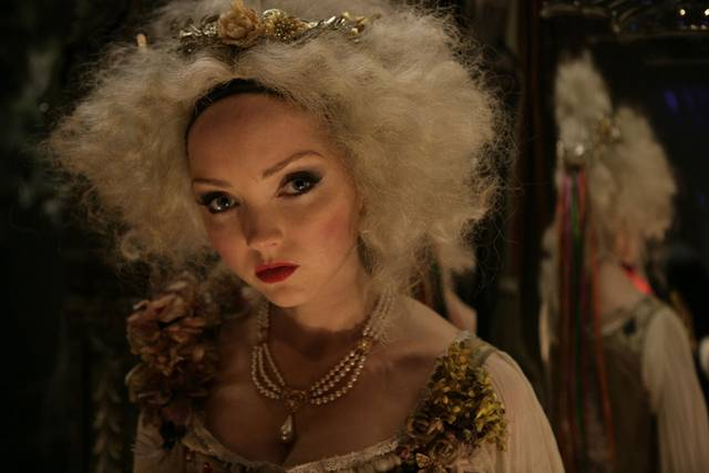 the imaginarium of doctor parnassus, lily cole