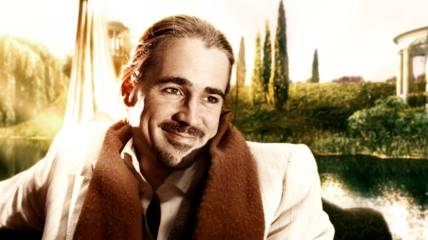 colin farrell, the imaginarium of doctor parnassus
