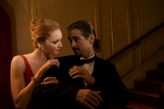 the imaginarium of doctor parnassus, lily cole, colin farrel