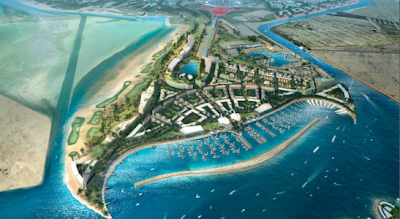 yas island, abu dhabi