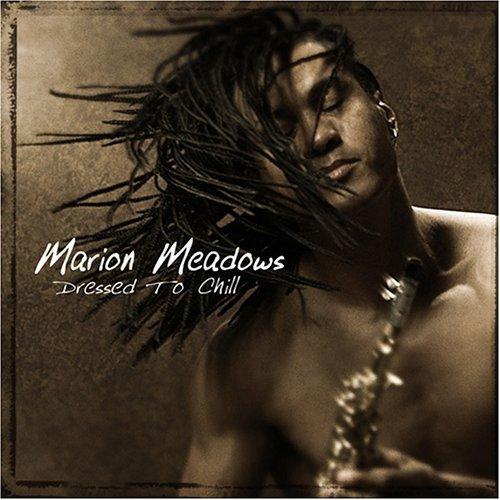 marion meadows, dressed to chill, cover