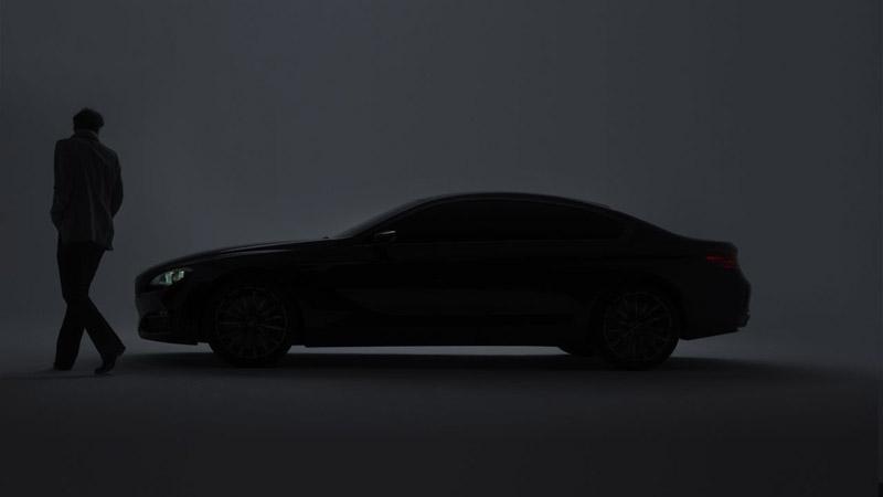 bmw, gran coupé concept