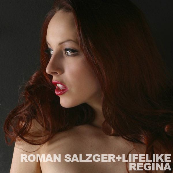 roman salzger, lifelike, regina, cover