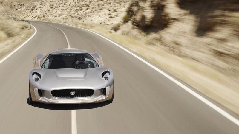 jaguar concept cx75