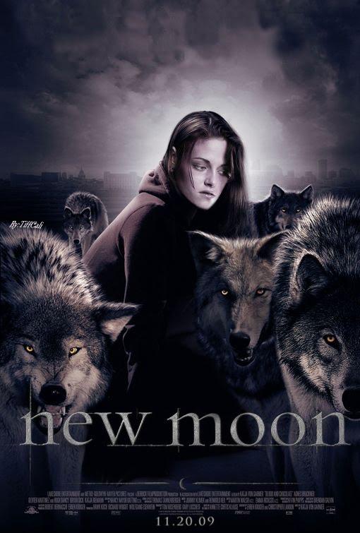 new moon, twilight saga, bella