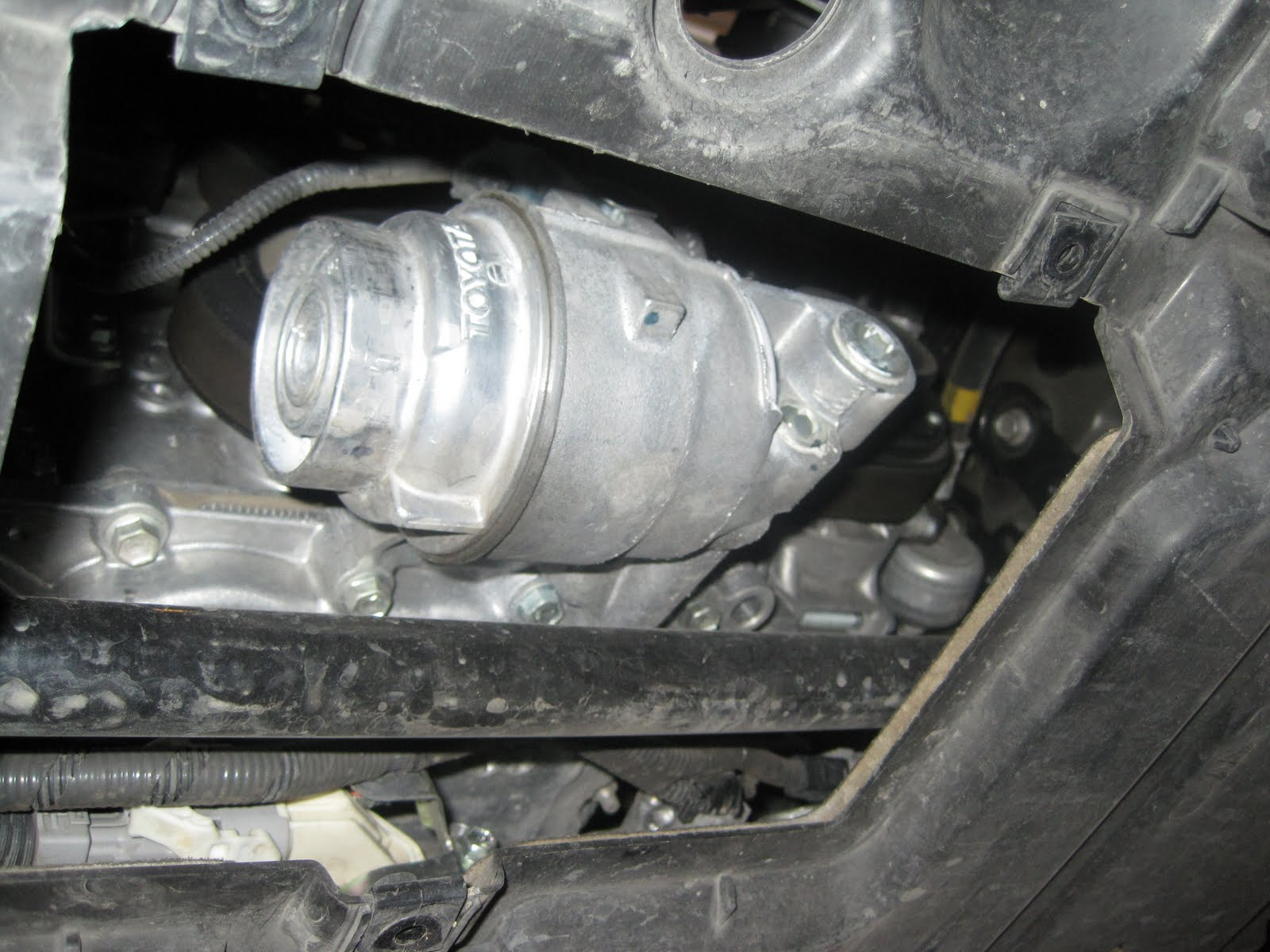 Andy Andy Blog: Lexus IS 250/350: How to Perform an Oil Change
