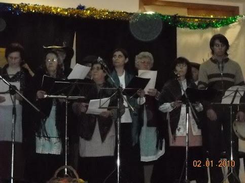 CANTARES DOS REIS 2010