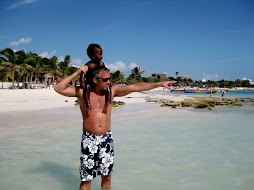 Daddy and Solly in Playa