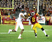 . week was the much more important news about the USC football sanctions.