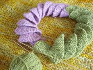Fotografía perteneciente a Knitting Out Loud