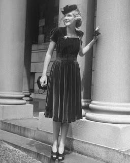 1930s Vintage Day Dresses - Buffalo Gal Vintage