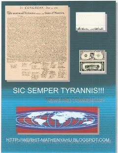 SIC SEMPER TYRANNIS!!!