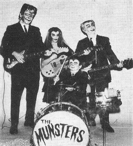 not really the Munsters