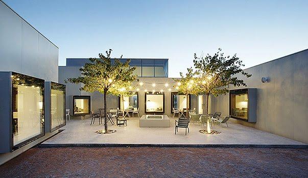 Hotel Luxe Bardenas